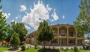 فندق جهانكردي بسطام