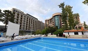 فندق بارسيان كوثر اصفهان