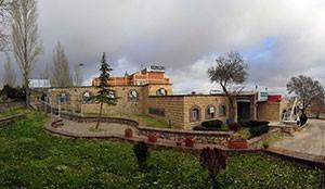 فندق جهانكردي عليصدر