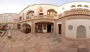 فندق تقليدي خانه ايراني