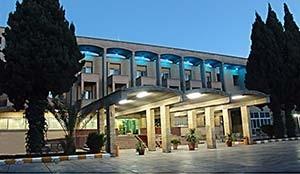 فندق جهانكردي كرمان