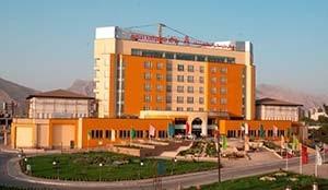 فندق بارسيان كرمانشاه