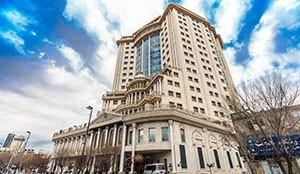 فندق دولي قصر طلائي