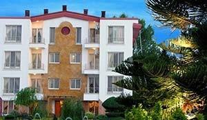 فندق مرواريد خزر
