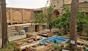 فندق تقليدي بيت بهروزي