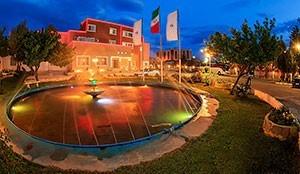 فندق جهانكردي سنندج