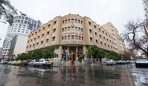 فندق بارسيان شيراز