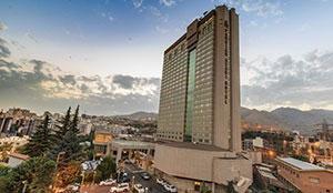 فندق بارسيان ازادي طهران