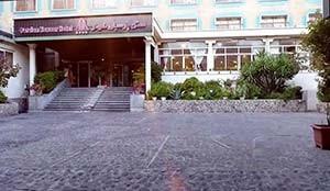 فندق بارسيان كوثر طهران