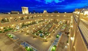 فندق داد يزد