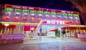 فندق استقلال زاهدان