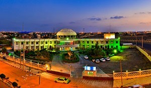 Chabahar Laleh International Hotel