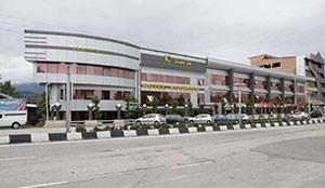 Chalus Kourosh Hotel