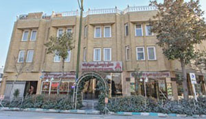 Parsian Suite Hotel