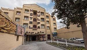 Jolfa hotel
