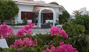 Kish Simorgh hotel