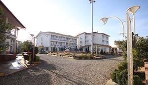 هتل ساحلی پدیدار خزر