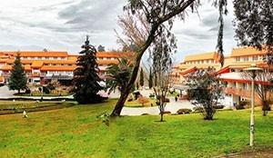 هتل جنگلی سالار دره