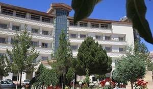 Yasuj Parsian Azadi Hotel