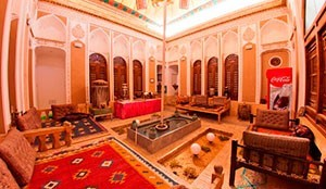 Lab-e Khandaq Traditional Hotel