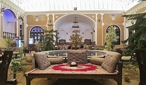 Yazd Rose Traditional Hotel
