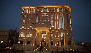 هتل قصر شاهرود