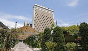 فندق هما طهران