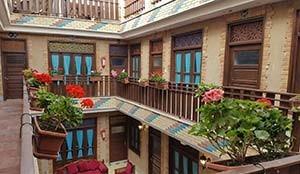 هتل سنتی اردیبهشت