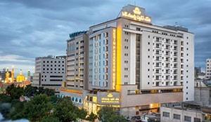 هتل نگین پاسارگاد
