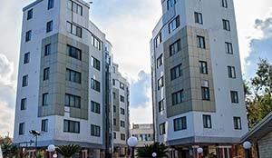 هتل آپارتمان آریان نور
