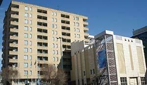 هتل بین المللی گسترش تبریز
