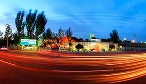 مجتمع جهانگردی زنجان