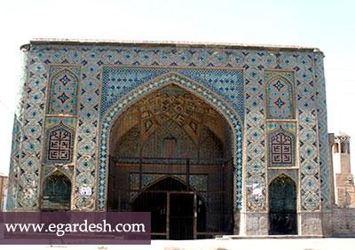 آب انبار حاج کاظم قزوين