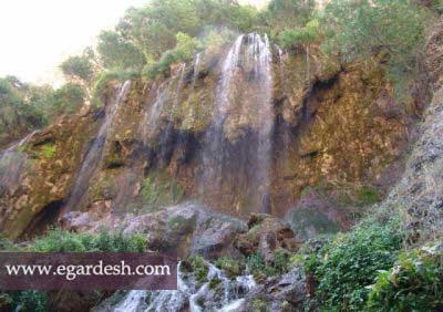 آبشار اخلمد مشهد