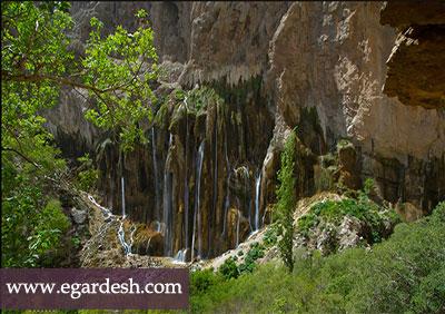 آبشار مارگون ياسوج