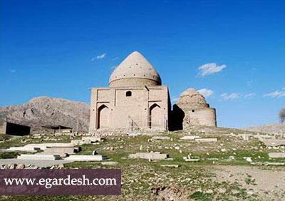 مقبره فلک الدین خرم آباد