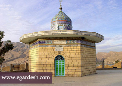 مقبره سید نعمت الله جزایری پلدختر