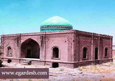 آرامگاه رئیس المجاهدین قزوين
