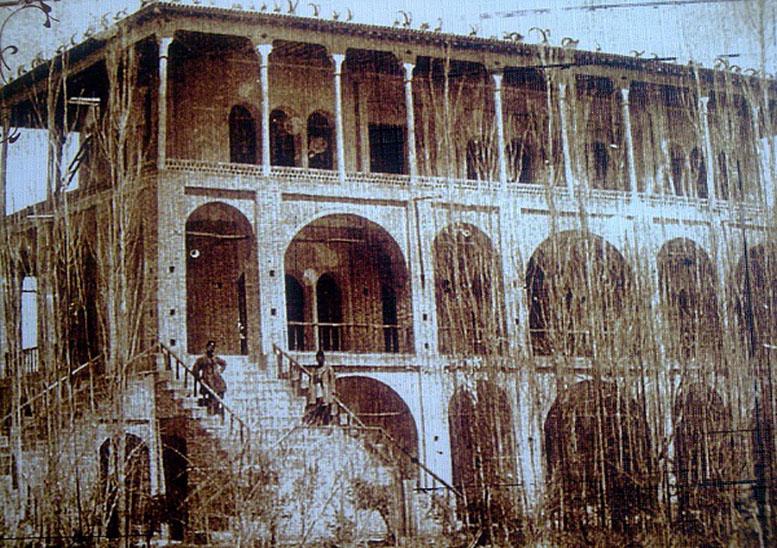 باغ ناصریه کرمان