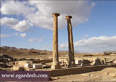 بنای باستانی خورهه محلات