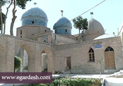 بنای مشتاقیه کرمان
