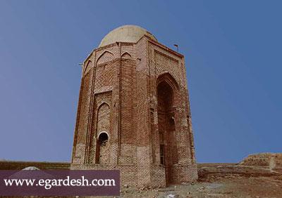 بنای تاریخی پیرمراد اراک