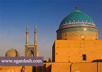 بقعه سید رکن الدین یزد