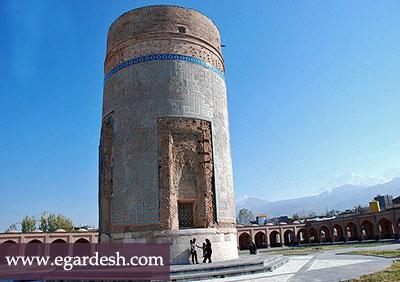 بقعه شیخ حیدر مشگین شهر