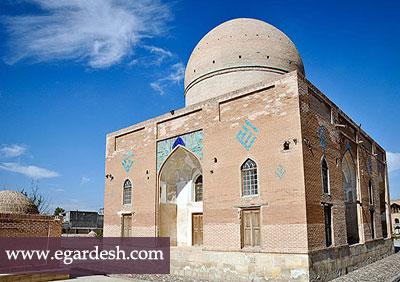 بقعه شیخ جبرائیل اردبیل