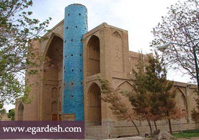 بقعه شیخ شهاب الدین اهری اهر