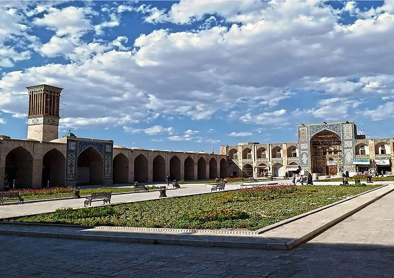 چهارسوق گنجعلی خان کرمان
