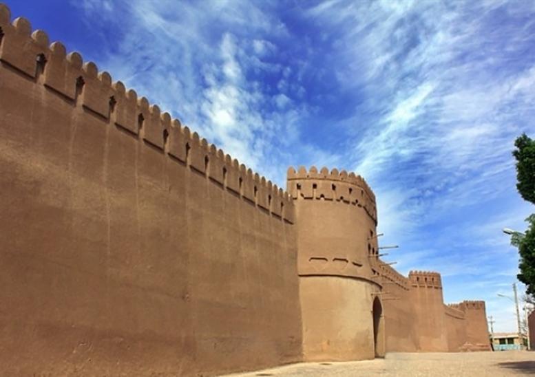 دروازه باغ نظر کرمان