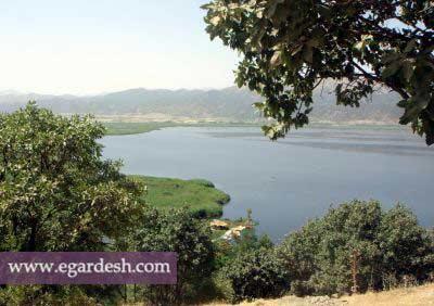 دریاچه زریوار مريوان