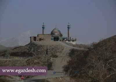 مسجد امامزاده کنگاور